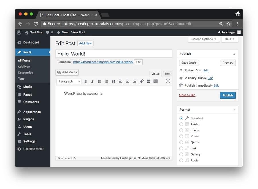 So sánh WordPress và Drupal